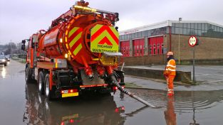 Sewage disposal liquid waste removal services